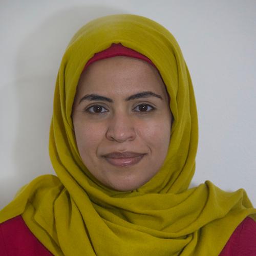 Dr. Marwa Hussein 2021 Speaker